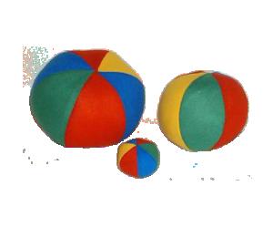Balón en espuma
