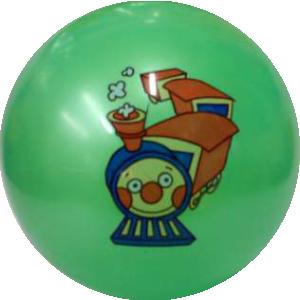 Balón plástico