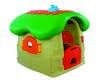 Casa de juego infantil hongo